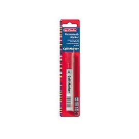 HERLITZ Mazak czerwony 1-4mm, 1 szt.