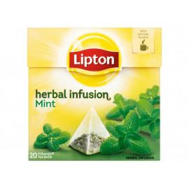 Lipton Mint Herbatka ziołowa 22 g (20 torebek)