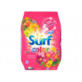 Surf Color Tropical Lily & Ylang Ylang Proszek do prania 1,4 kg (20 prań)