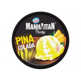 Manhattan Party Pinacolada Lody o smaku kokosowym i lody ananasowe 1000 ml