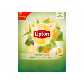 Lipton Herbata zielona pigwa 160 g (100 torebek)
