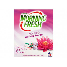 Morning Fresh Water Lilly & Jasmine Uniwersalny proszek do prania 867 g (13 prań)