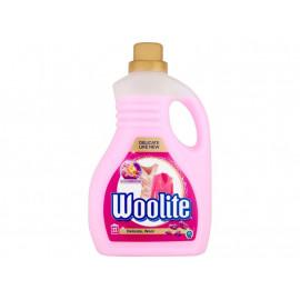 Woolite Delikatne tkaniny i wełna z keratyną Płyn do prania 2 l (33 prań)