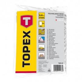 TOPEX Folia malarska