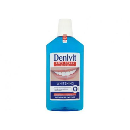 Denivit Whitening Antybakteryjny płyn do płukania jamy ustnej 500 ml