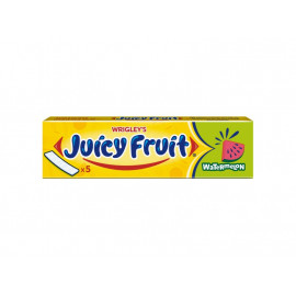 Juicy Fruit Watermelon Guma do żucia bez cukru 13 g (5 listków)