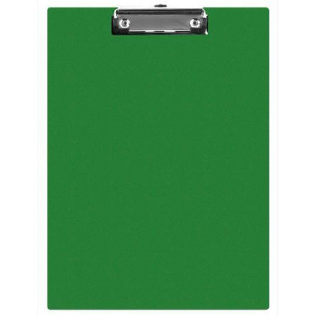 Q-CONNECT Podkładka A5 Clipboard deska PVC zielona