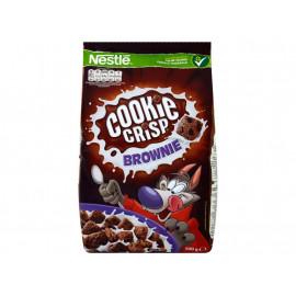 Nestlé Cookie Crisp Brownie Płatki śniadaniowe 500 g