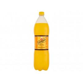 Schweppes Orange Napój gazowany o smaku pomarańczowym 1,5 l