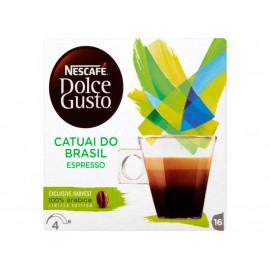 Nescafé Dolce Gusto Catuai do Brasil Espresso Kawa w kapsułkach 96 g (16 sztuk)