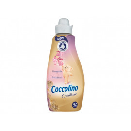 Coccolino Creations Honeysuckle & Sandalwood Płyn do płukania tkanin koncentrat (42 prania) 1,5 l