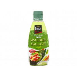 S&B Original Sos wasabi 170 g