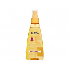 Soraya Ideal Beauty Ultralekka mgiełka samoopalająca Perfect & Bronze 150 ml