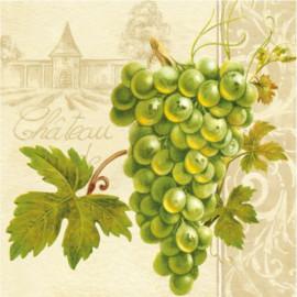 PAW Serwetki jasne winogrono, 20 szt.