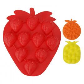 AMSETRDAM Pojemnik na kostki lodu owoc, mix