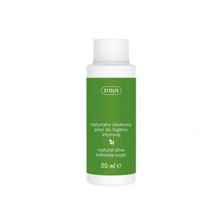 Ziaja - Oliwkowa - Płyn do higieny intymnej MINI 50 ml