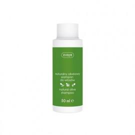 Ziaja - Oliwkowa - SZAMPON odżywczy włosy suche, łamliwe MINI 50ml