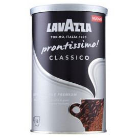 LAVAZZA Prontissimo Classico Włoska kawa rozpuszczalna 100% arabica import