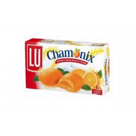 LU Chamonix  Biszkopty z nadzieniem pomarańczowym
