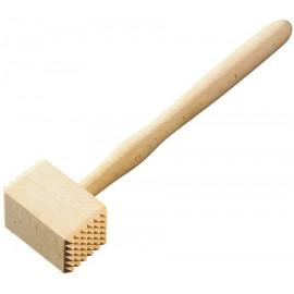 FACKELMANN  Tłuczek do mięsa drewniany 36 ząbków