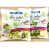 FRESHLINE Mix sałat z żurawiną 150g