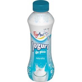 FIGAND Jogurt naturalny do picia 400g