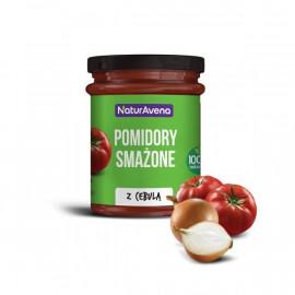 NATURAVENA Pomidory smażone z cebulą