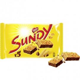 NESTLE SUNDAY Batony zbożowe w czekoladzie 5 szt.