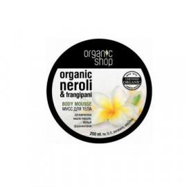 ORGANIC SHOP Organiczny mus do ciała Balijskie Kwiaty OS