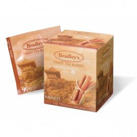 Bradleya Cinnamon Tea 10 x 2 g