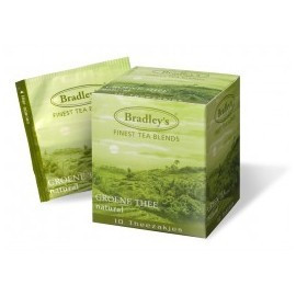 Bradleya Green Tea  10 x 1,75 g