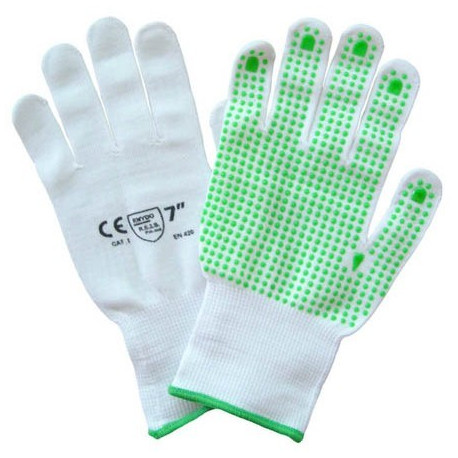 Rękawice ochronne RNYDO nakrapiane