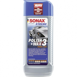 SONAX XTREME POLISH + WAX 3 250ML