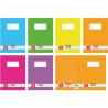Herlitz color blocking zeszyt-kratka A5/60K MIĘKKI MIX kolor