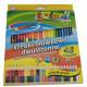 PENMATE Kredki Premium Kolori 24szt-48 kolorów