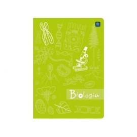 INTERDRUK ZESZYT BIOLOGIA A5/60K KRATKA (miękka oprawa)