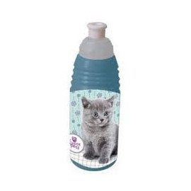 Bidon plastikowy Kot