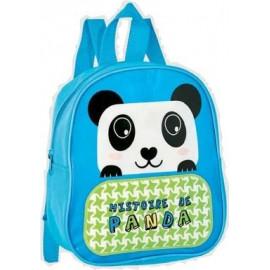 Plecak dziecięcy panda, mix kolorów