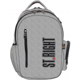Plecak szkolny STRIGHT BP-12 Melange