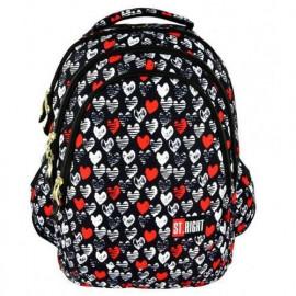 Plecak szkolny 4-komorowy BP6 HEARTBEAT