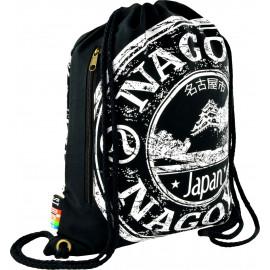 MAJEWSKI   Plecak na sznurkach Stright SO-10 Nagoya