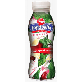 Zott Jogobella Jogurt do picia wiśnia -wanilia 300g