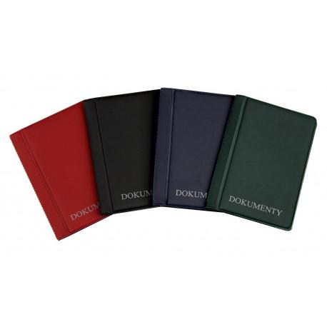 Okładka na dokumenty,mix kolorów