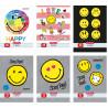 Herlitz Smiley World zeszyt A5/32k/kratka miękka oprawa