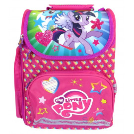 MAJEWSKI  Tornister szkolny My Little Pony.