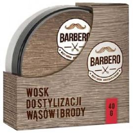 BARBERO Wosk Do Stylizacji Wąsów I Brody 40g