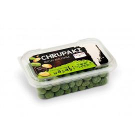 HELCOM Chrupaki Orzechy arachidowe w panierce wasabi, 150 g