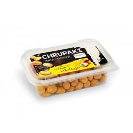 HELCOM Chrupaki Orzechy arachidowe w panierce serowo-cebulowej, 150 g