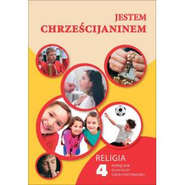 GAUDIUM JESTEM CHRZEŚCIJANINEM PODRĘCZNIK KL 4.