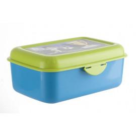 PLAST TEAM Pojemnik śniadaniowy Smart mix wzór